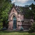 Strader Mausoleum by Tom Mc Nemar