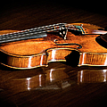 Stradivarius In Sunlight by Endre Balogh