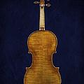 Stradivarius Violin Back by Endre Balogh