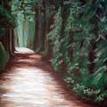 Straight And Narrow by Emily Martinez