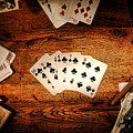 Straight Flush by Olivier Le Queinec