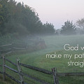 Straight Paths - Text Full by Catherine B Elias