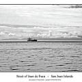 Strait Of Juan De Fuca by William Jones