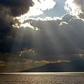 Strait Of Messina II by Brett Winn