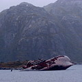 Straits Of Magellan Iv by Brett Winn