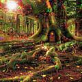 Strange Dreams 3 by Lilia D