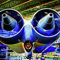 Strange Engines by Rick Bragan