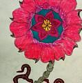 Strange Flower by Jesus Nicolas Castanon