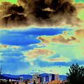Strange Spokane Storm by Ben Upham III