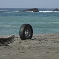 Strange Tire Ad by Cassandra Geernaert
