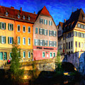 Strasbourg 1 by Jeelan Clark