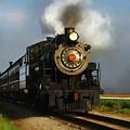 Strasburg Locomotive by Lori Deiter