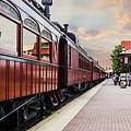 Strasburg Railroad by Tammy Chesney