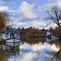 Strateley - England by Joana Kruse