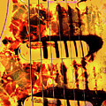 Stratocaster Strat Plus Lace Sensors Pop Art by Guitar Wacky