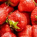 Strawberries by Boris Kijevskij