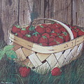 Strawberries by Charles Roy Smith