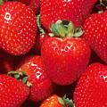 Strawberries by PhotographyAssociates