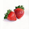 Strawberries by Swati Singh