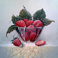 Strawberry  by Alen Glusac