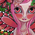 Strawberry Butterfly Fairy by Jaz Higgins