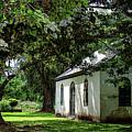 Strawberry Chapel Of Ease by Yvette Wilson