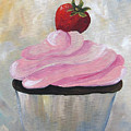 Strawberry Cupcake  by Torrie Smiley
