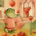 Strawberry Day by Kestutis Kasparavicius