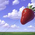 Strawberry Field by Jerry LoFaro