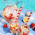 Strawberry Lemonade by Elena Elisseeva