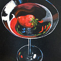 Strawberry Martini by Torrie Smiley