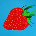 Strawberry Pop by Oliver Johnston