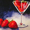 Strawberrytini by Karen Stark