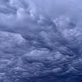 Streaks In The Clouds by Elizabeth Jeffries