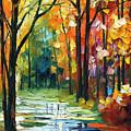 Stream by Leonid Afremov