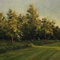 Stream Of Light by Vlad Duchev