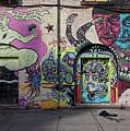 Street Art Wiiliamsburg Brooklyn by Robert Ullmann