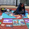 Street Artist, No. 1 by Walter Neal