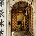 Street Cafe In Ipoh by Julian Regan