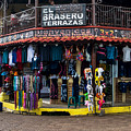 Street Commerce At Ataco by Totto Ponce