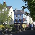 Street Corner In Tralee Ireland by Teresa Mucha