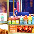 Street Food 3 by Jeelan Clark