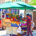 Street Food 6 by Jeelan Clark