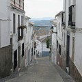 Street In Iznajar by Chani Demuijlder