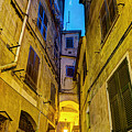 Street In Vernazza by Weston Westmoreland