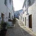 Street In Zuheros by Chani Demuijlder