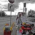 Street Jester by Robert Ponzoni