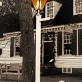 Street Lamp by Patti Whitten