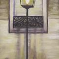 Street Lamp by Srilata Ranganathan