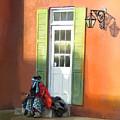 Street Life In Memphis by Miki De Goodaboom